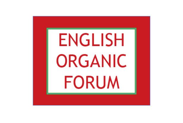 English Organic Forum